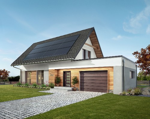World's largest roofing company is getting into solar