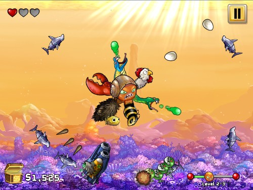 The creator of Plants vs. Zombies is making a new game about a mutant octopus