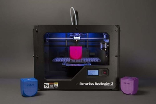 Makerbot partnership lets gamers print their own Ouya case