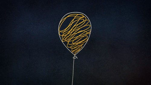Google shows how Project Loon could ride wind currents to keep balloons evenly spaced