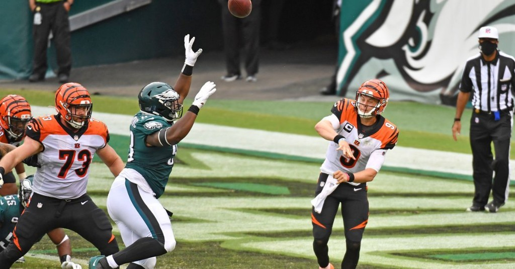 The good, the bad and the ugly from Bengals vs. Eagles