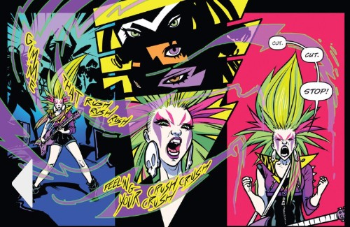 Kelly Thompson is one of the best new talents in comic books