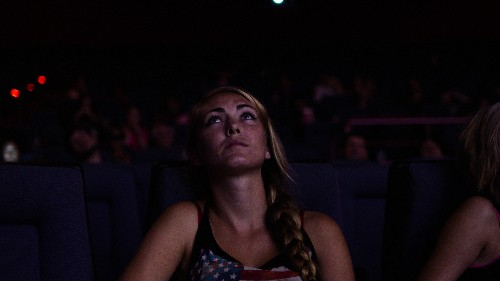 Dark Night is a powerful testimony to the horror of gun violence
