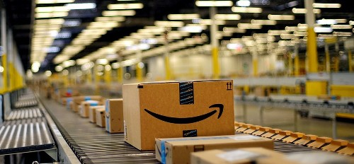 Amazon's latest warehouse machine demonstrates the slow drip of automation