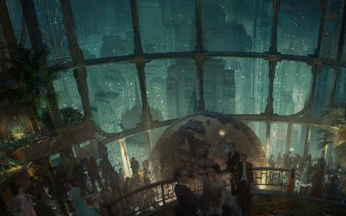 Creating 'Bioshock' was a protracted, ego-driven battle