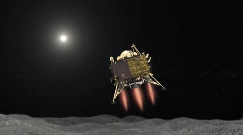 India says it has found its Moon lander, but it still cannot communicate with it