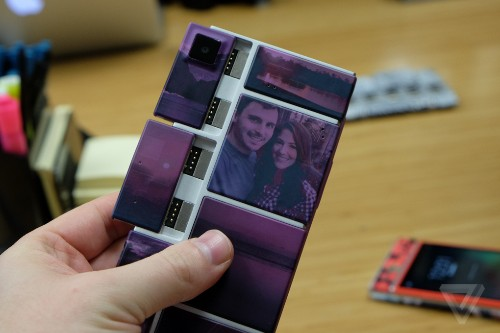 Project Ara: hands-on with Google's latest modular smartphone prototype