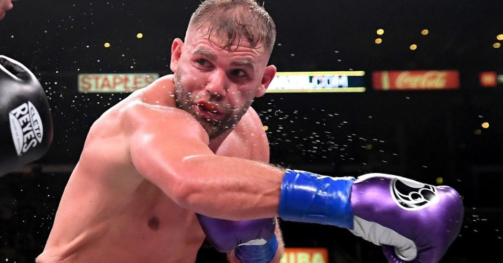 Billy Joe Saunders withdraws from Canelo sweepstakes, Callum Smith wants in