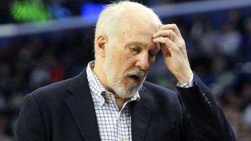 The Spurs' slip in the West has no end in sight