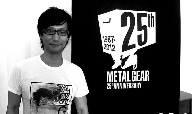 Hideo Kojima has left Metal Gear Solid publisher Konami