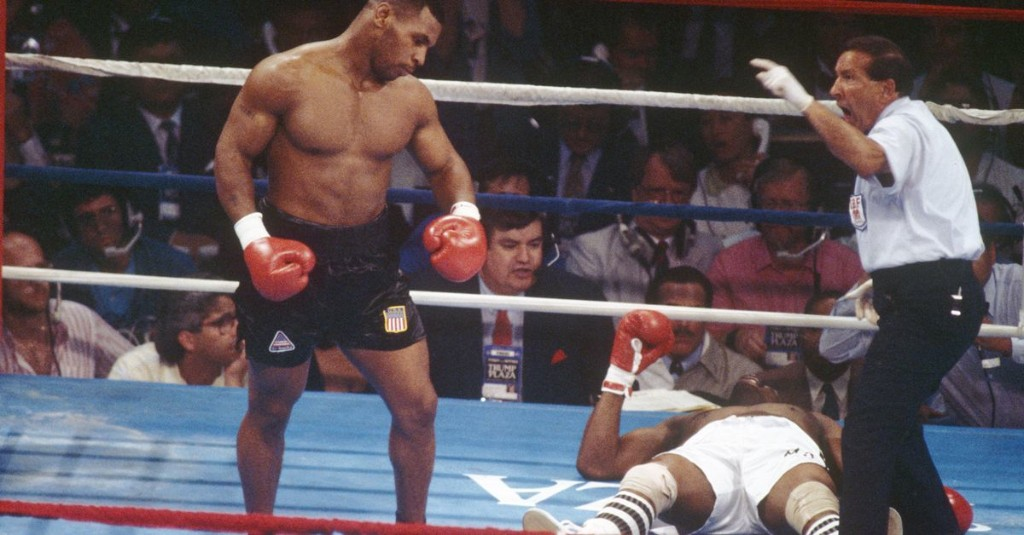 Boxing odds: Mike Tyson opens as heavy betting favorite against Tito Ortiz