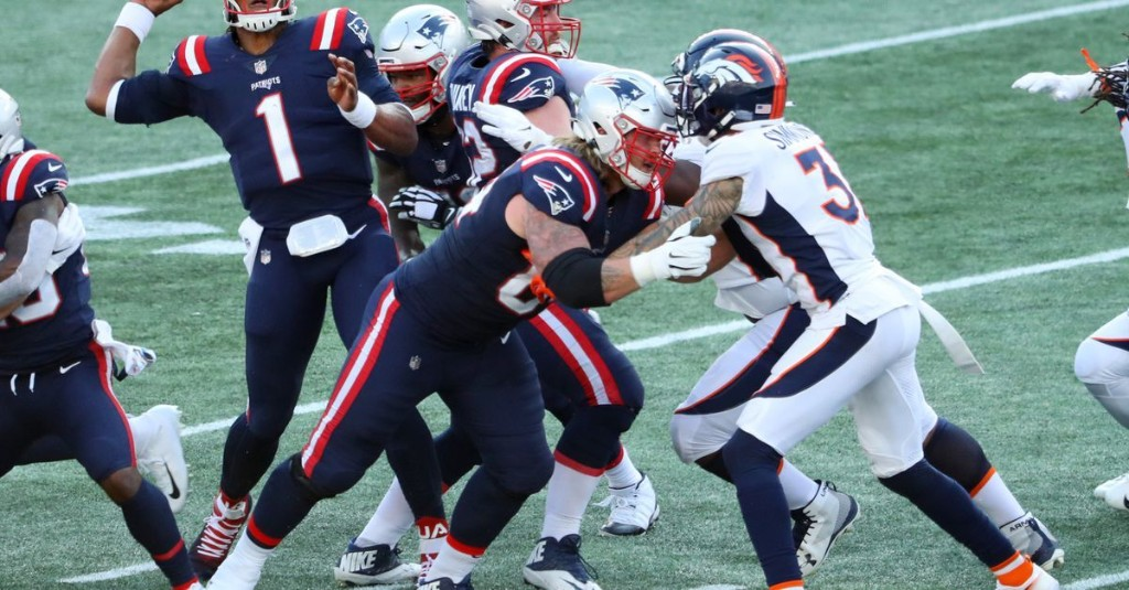 Of Course Eating Together, Not Tackling, Spread COVID-19 Among NFL Players