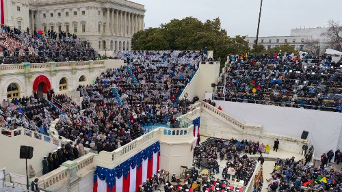 Zoom in on the crowd in CNN's inauguration gigapixel portrait