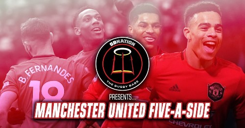 Picking the ultimate Manchester United 5-a-side team