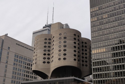 The world's ugliest buildings are being destroyed
