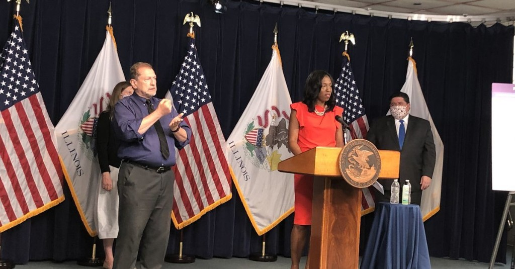 Coronavirus live blog, June 25, 2020: Illinois ready to step forward into Phase 4, but Pritzker unfazed about tugging it back if COVID-19 cases surge