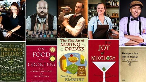 The Best Cocktail Books: Bartenders Pick Their Favorites