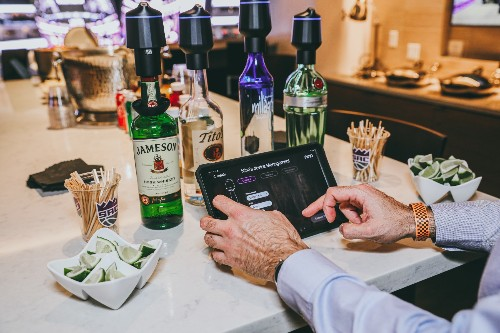 Sacramento Kings arena to use liquor-measuring gadget to control how much guests drink