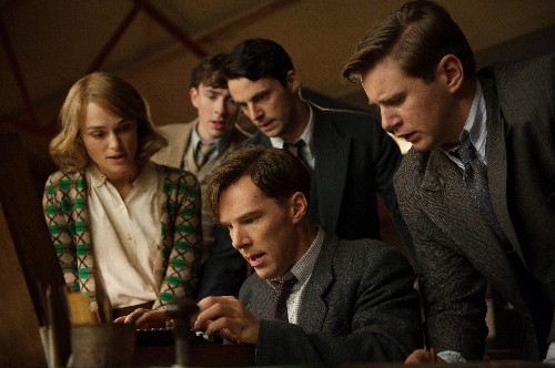 'The Imitation Game' review: turning Alan Turing's life into a code-breaking thriller