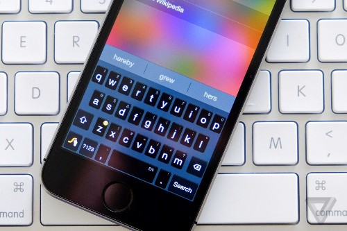 7 keyboards for iOS 8 you can try right now