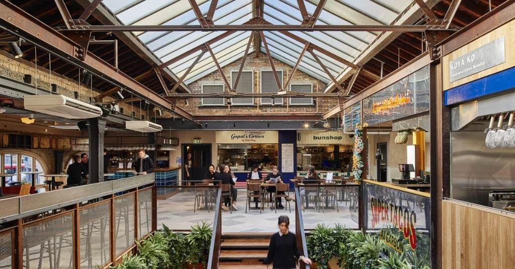 London's Biggest Food Hall Makes All Staff Redundant, Saying It Cannot Reopen