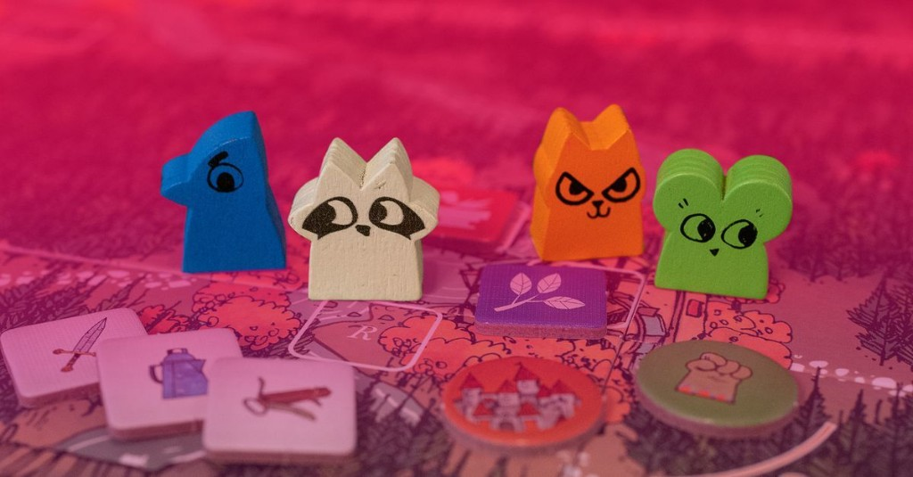 The top 10 tabletop games of 2018