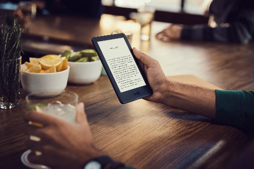 Amazon's entry-level Kindle gets a light and a higher price tag