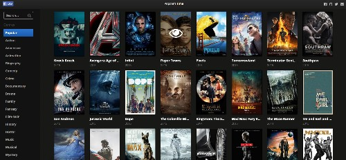 Popcorn Time for your browser makes illegal movie streaming even easier
