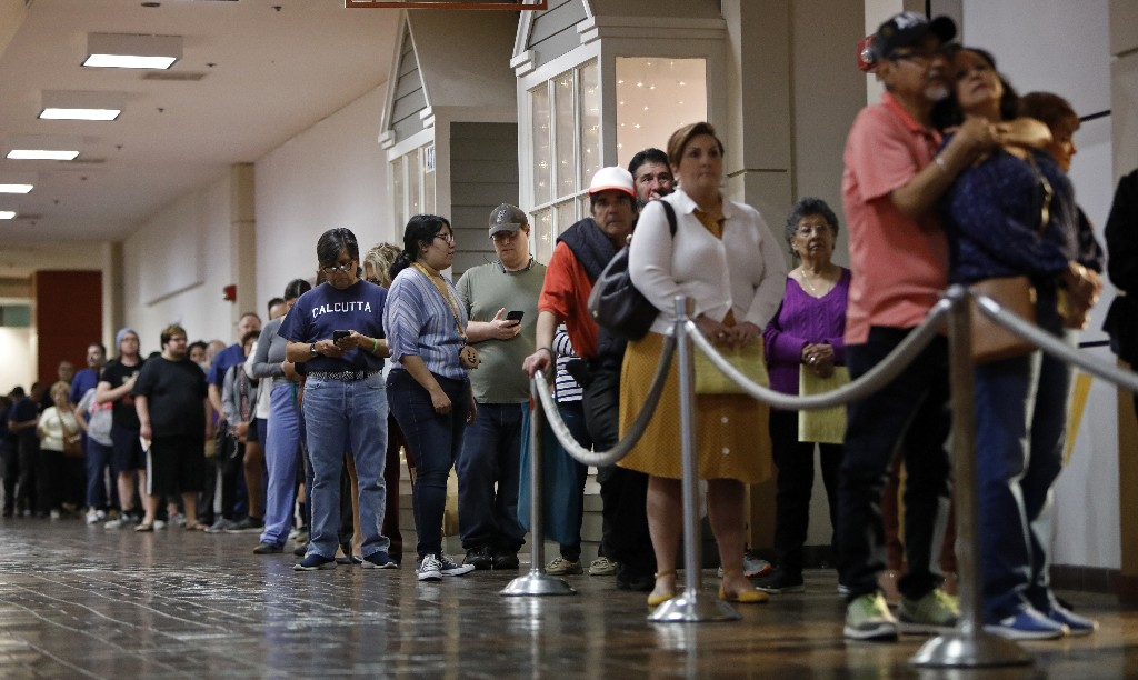 Texas's election law could disenfranchise millions during a pandemic