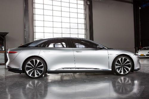 Former Tesla Model S chief engineer takes over at EV startup Lucid Motors