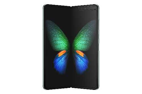 The Galaxy Fold makes no sense as a consumer device yet