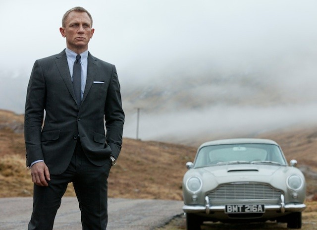 'Skyfall' director Sam Mendes returning for next Bond film