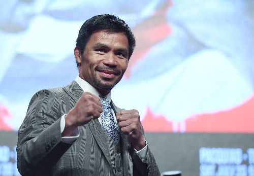 Manny Pacquiao launches merchandise-backed cryptocurrency