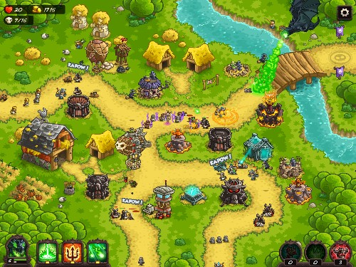 Kingdom Rush: Vengeance launches for iOS and Android next month