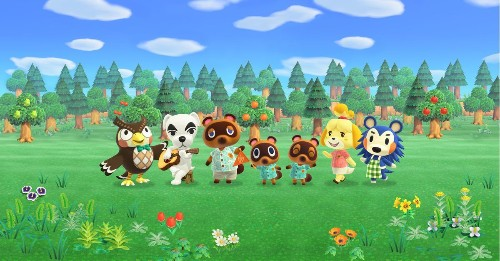 Animal Crossing can be a competitive game, if you want it to be