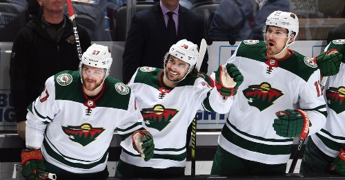 Which Wild player would you want to be quarantined with for a month?