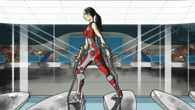 Switzerland to host the first Cybathlon, an Olympics for bionic athletes