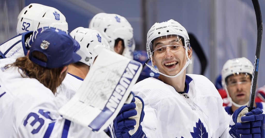 Ilya Mikheyev and Maple Leafs settle on a new contract