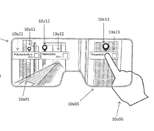 Apple imagines AR glasses that fulfill the dream of Google Glass