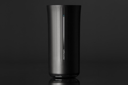 Vessyl is the smart cup that knows exactly what you're drinking