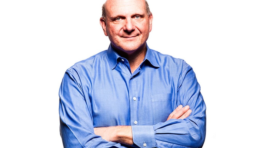 Ballmer admits Microsoft needs a new leader for change