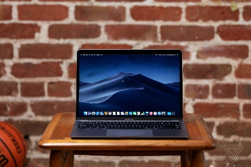Apple's latest macOS software update may have made your new MacBook Air brighter