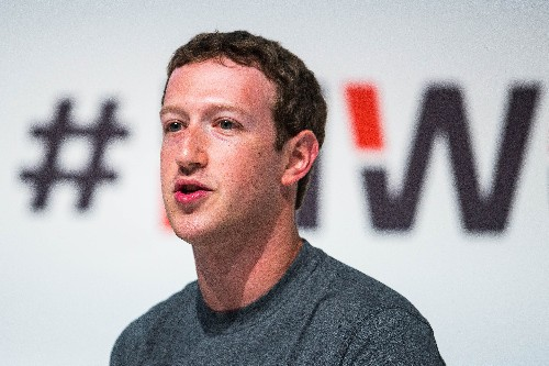 Mark Zuckerberg says curing disease is a central aim of new philanthropy efforts