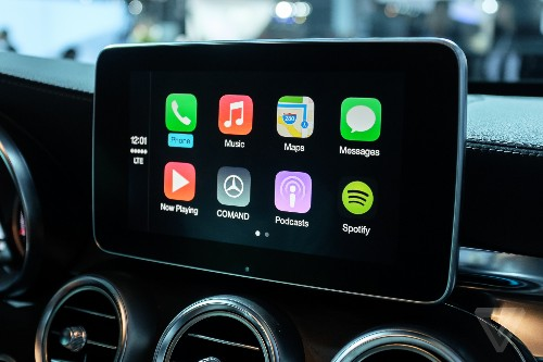 Here's what Apple's CarPlay will look like in your next car