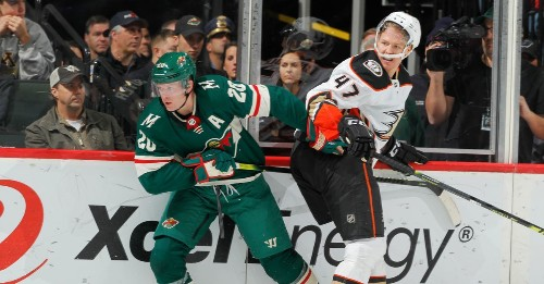 Preview: Wild continue California swing, take on Anaheim in Sunday contest