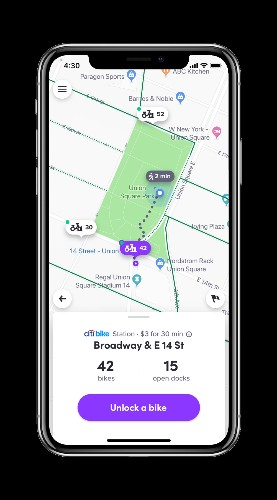 Lyft is adding bike lanes to its app to encourage safer riding
