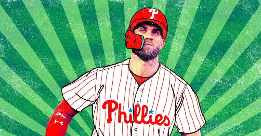With Bryce Harper in Philly, the NL East Race Just Got Really Good