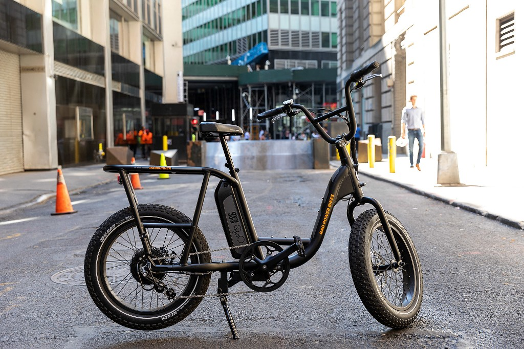 RadRunner electric utility bike review: my daily driver
