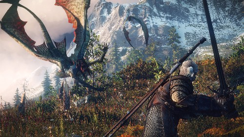 The Witcher 3 is coming to the Nintendo Switch