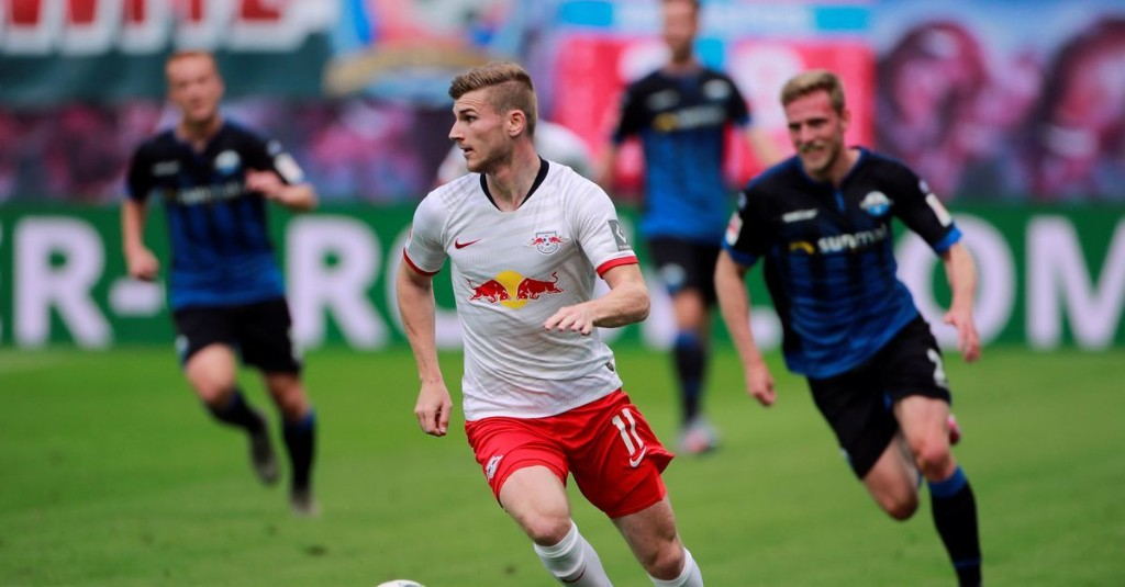 No formal agreement yet with Chelsea over Werner, claims RB Leipzig chief